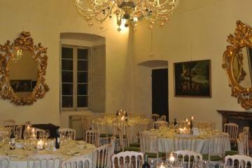 Palazzo Leonetti banqueting in Umbria