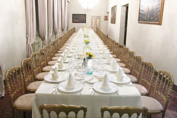 Matrimoni e ricevimenti a Spoleto