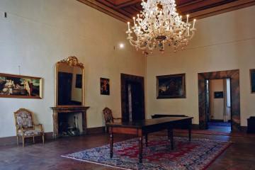 Sala delle api palazzo Leonetti Spoleto