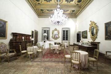 Palazzo Leonetti Luparini a Spoleto